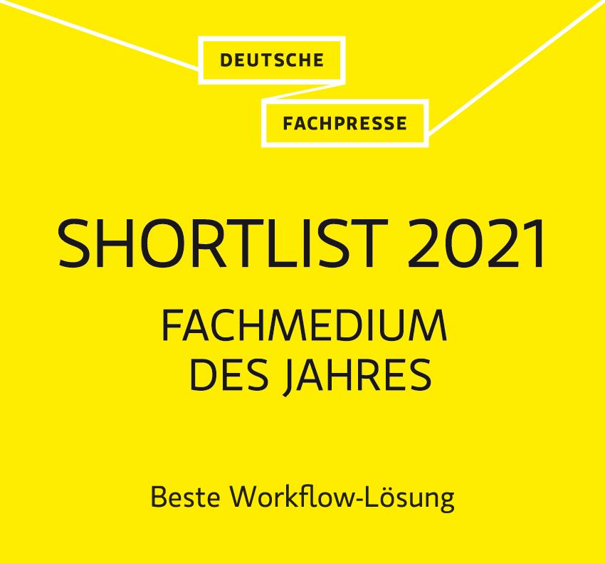 Shortlist 2021